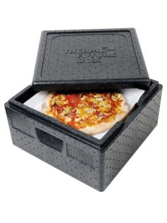 Termoport Pizza 350x350x265 mm ECO | THERMO FUTURE BOX, 057301